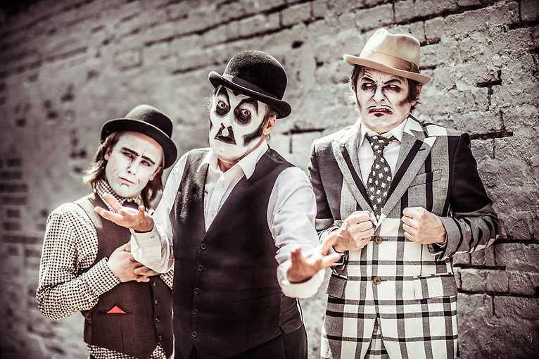 30 Years Anniversary Tour: Tiger Lillies
