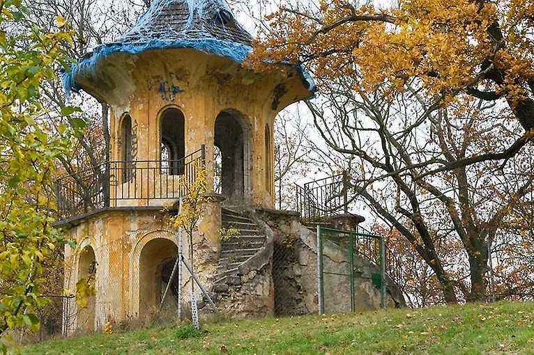 Příběhy soch: usedlost Cibulka