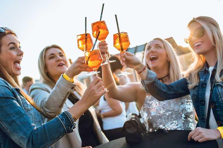 Prague Rooftop Festival – Beach Party