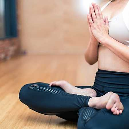Dopolední jóga