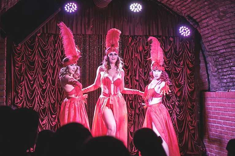 Bratislava Burlesque Show