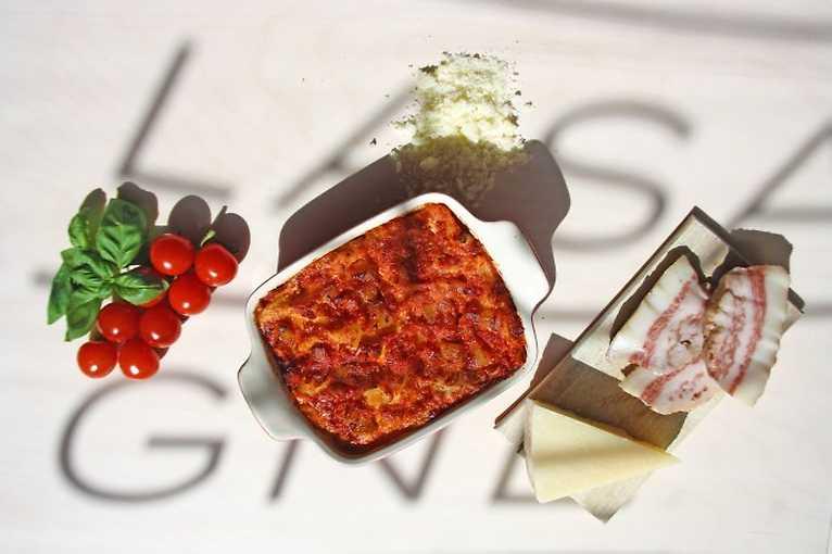 Lasagne vs Pizza – vol. Amatriciana