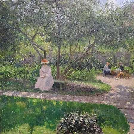 Francouzský impresionismus: Mistrovská díla ze sbírek Ordrupgaard