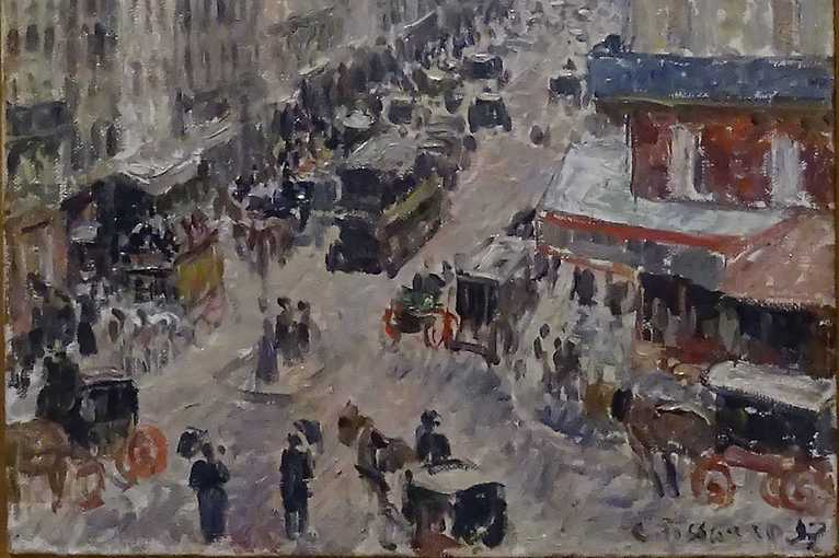Guided Tour in English: French Impressionism