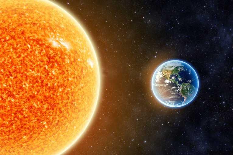 Pozorování Slunce
