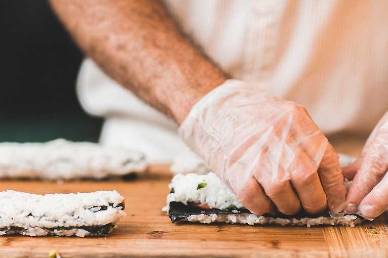 Pop-up škola vaření: Sushi