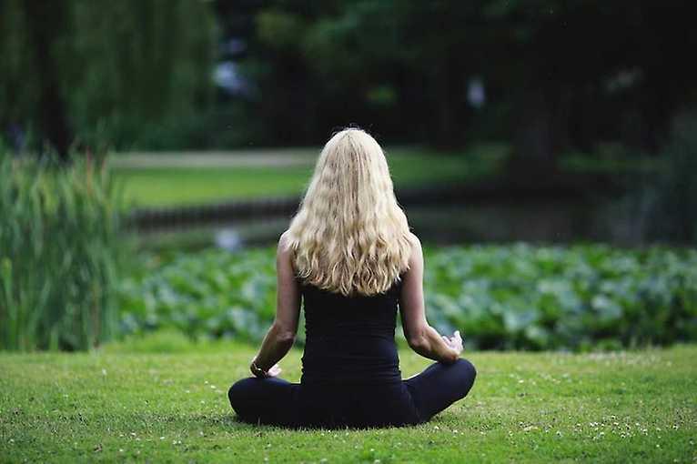 Meditační procházka