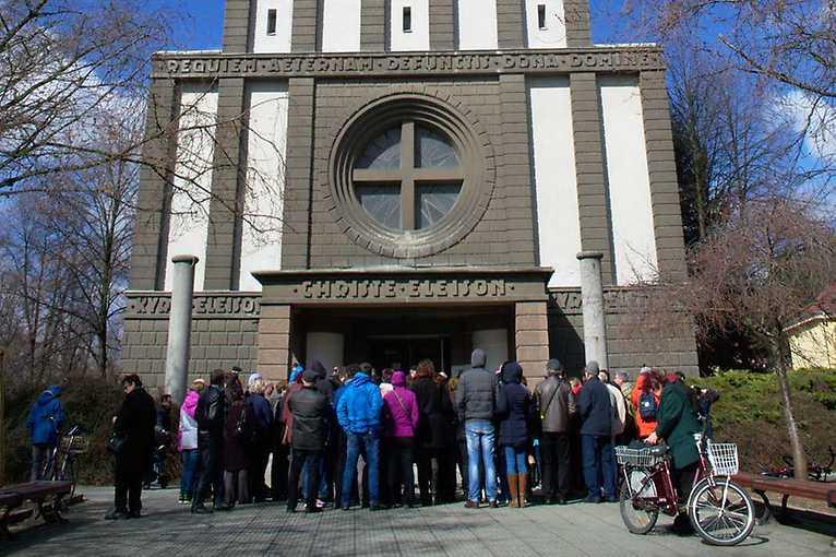 Komentovaná prohlídka kostela sv. Hedviky