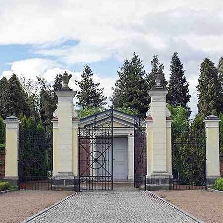Městský hřbitov v Opavě
