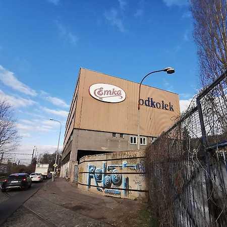 Areál bývalých pekáren Odkolek
