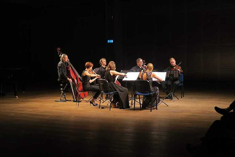 Scena Muzyki Nowej: Chain Ensemble