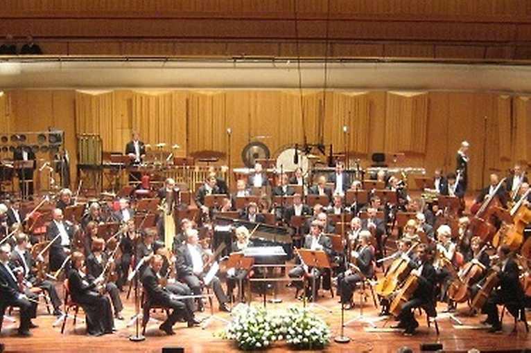 Closing Concert: Estonian National Symphony Orchestra, Neeme Järvi, Nicola Benedetti
