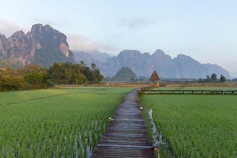 Pavel Prašivka: Laos, Kambodža