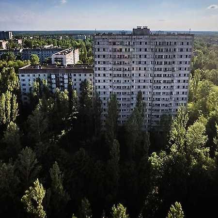 Uvnitř černobylské zóny