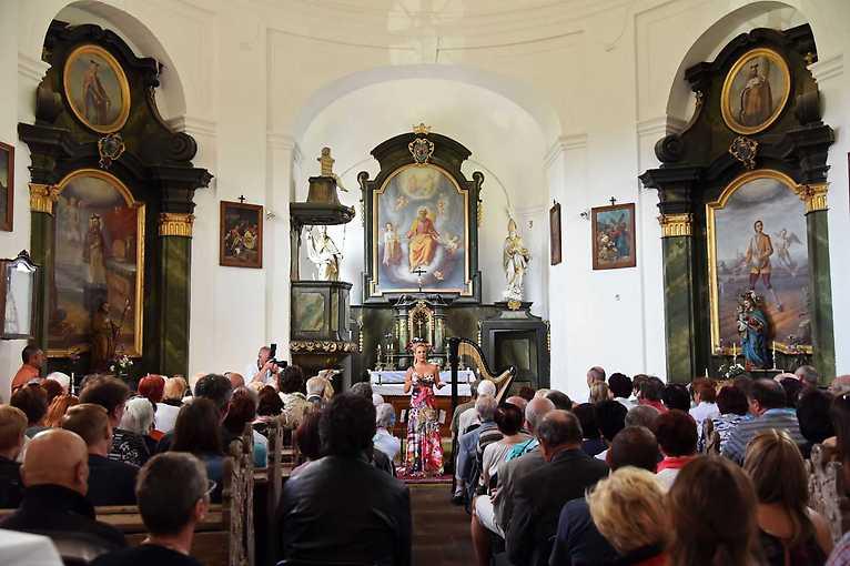 Procházky uměním: Březín – kostel sv. Bartoloměje