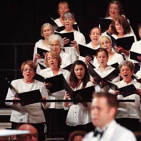 Berkshire Choral International Chorus