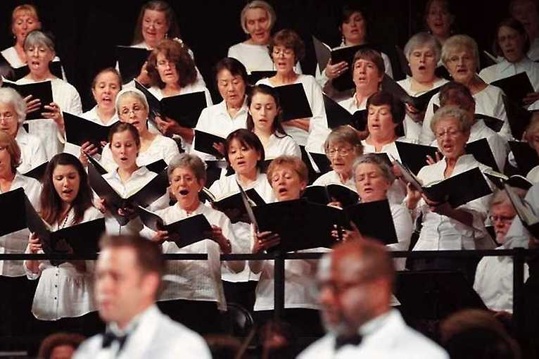 Berkshire Choral International Chorus