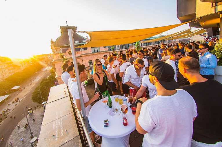 Prague Rooftop Festival – Rooftop Sunset Party