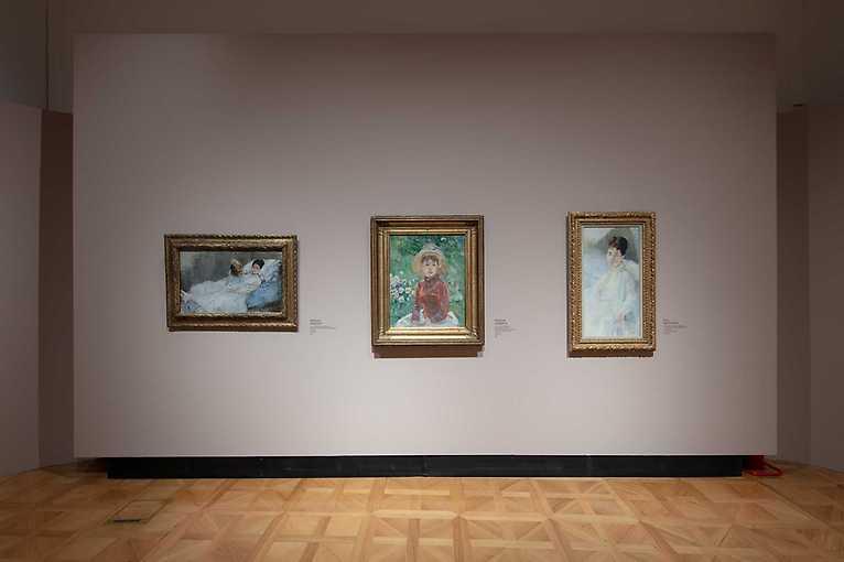 Komentovaná prohlídka výstavy Francouzský impresionismus
