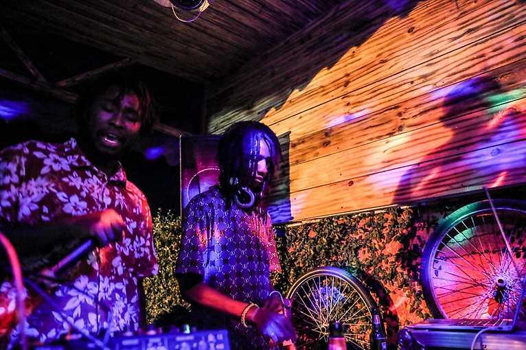 African Beats & Pieces Open Air: Team Kumba + DJ Mixanthrope + more