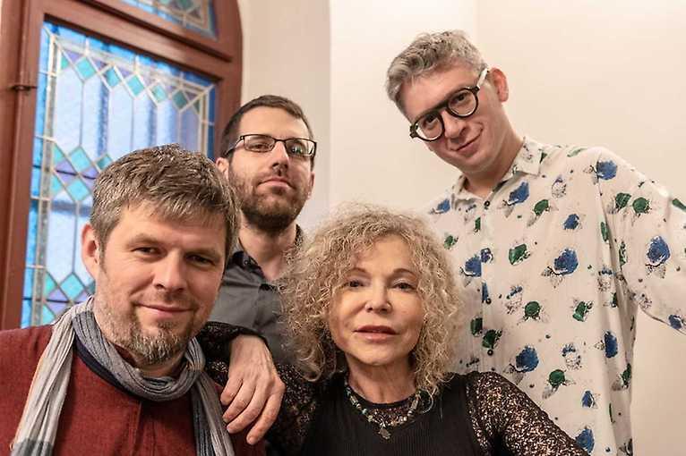 Lenka Lichtenberg & kvartet Yiddish Journey