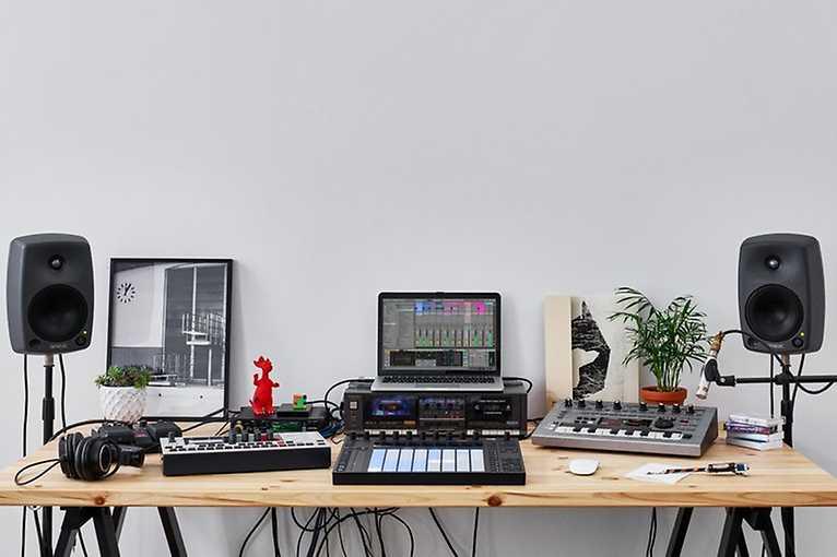 Ableton Live: Workshop with Donna Maya