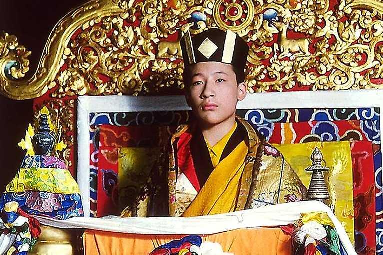 Promítání filmu Karmapa s Viliamem Poltikovičem