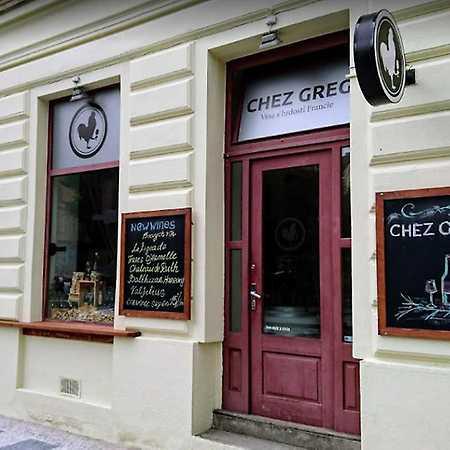 Chez Greg Arbesovo náměstí