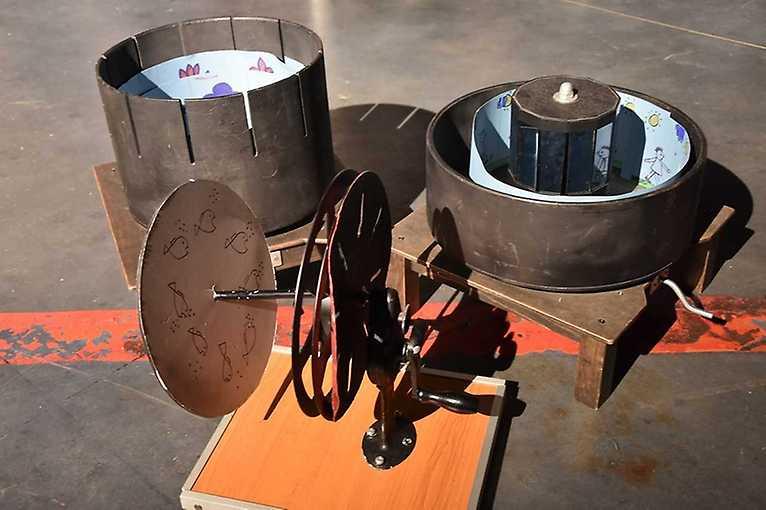 Lunapark filmových vynálezů