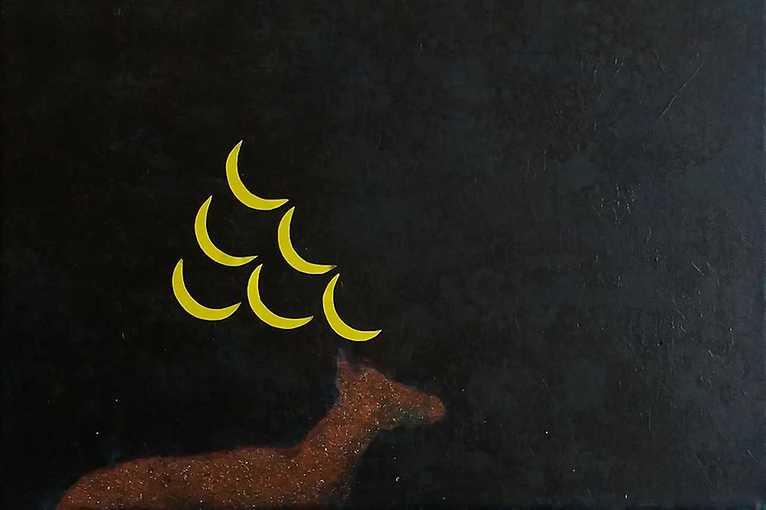 Vernisáž výstavy Na Měsíc