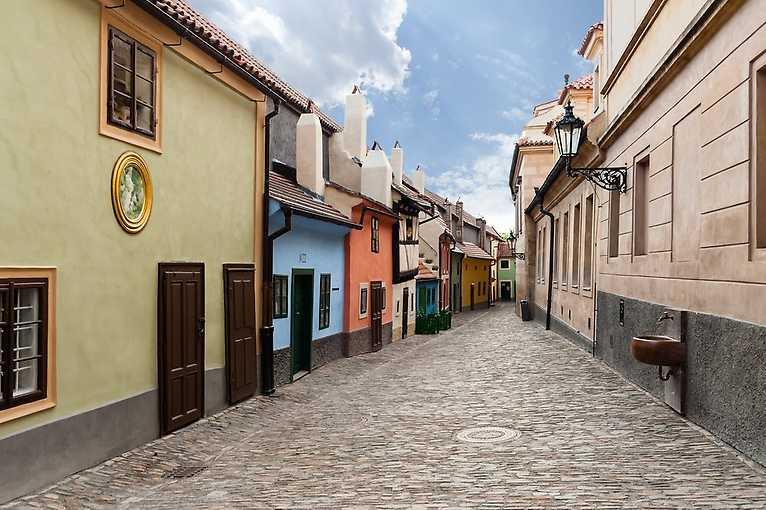 Praha rytířská