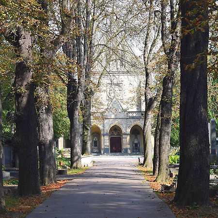 Hřbitov Vinohrady