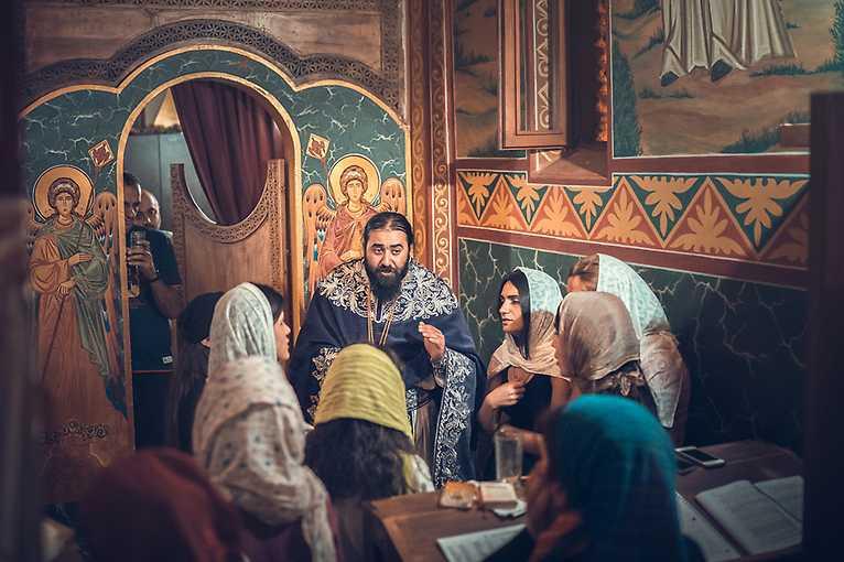 Chór Klasztoru 13 Świętych Ojców Asyryjskich