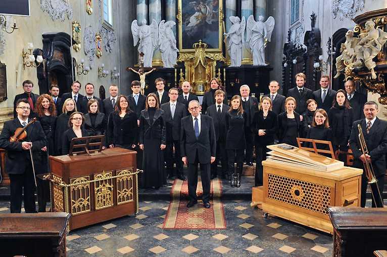 Muzyka z Nowej Hiszpanii: Collegium Zieleński + Anna Zawisza + more