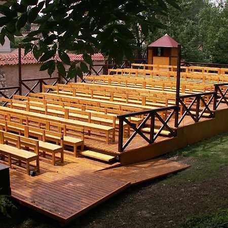 Summer Stage of Theatre Ungelt