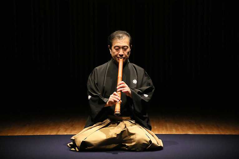 International Shakuhachi Festival Prague 2019