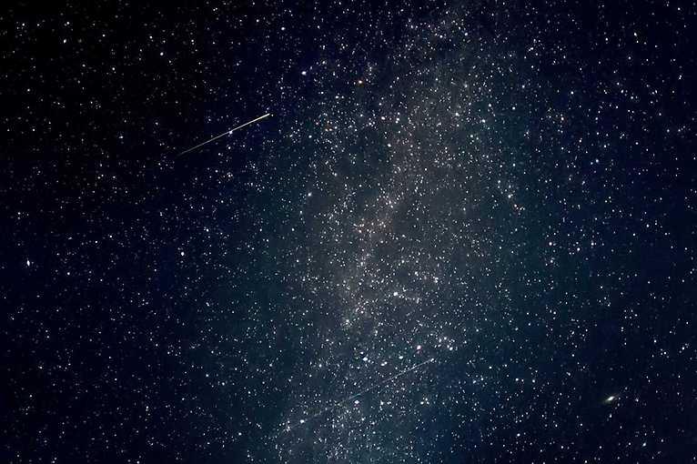 Pozorování meteorického roje Perseid