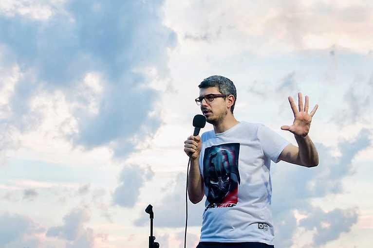 Underground Comedy stand-up show – Ostrava