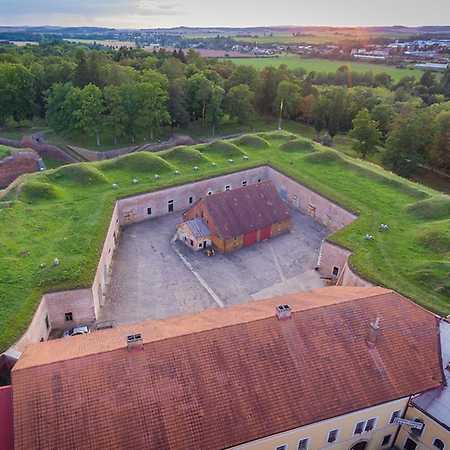 Pevnost Josefov – Bastion I a podzemí