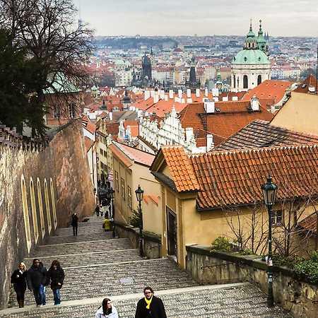 Pražské toulky