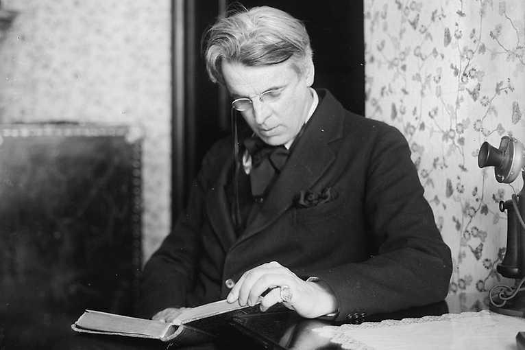 W. B. Yeats: Křest českého vydání spisu Vize