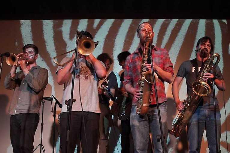 Zebra Street Band