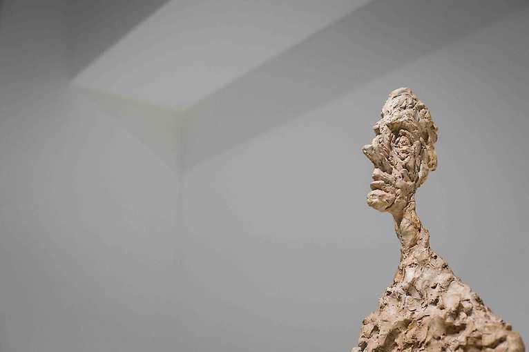 Guided Tour of the Exhibition Alberto Giacometti