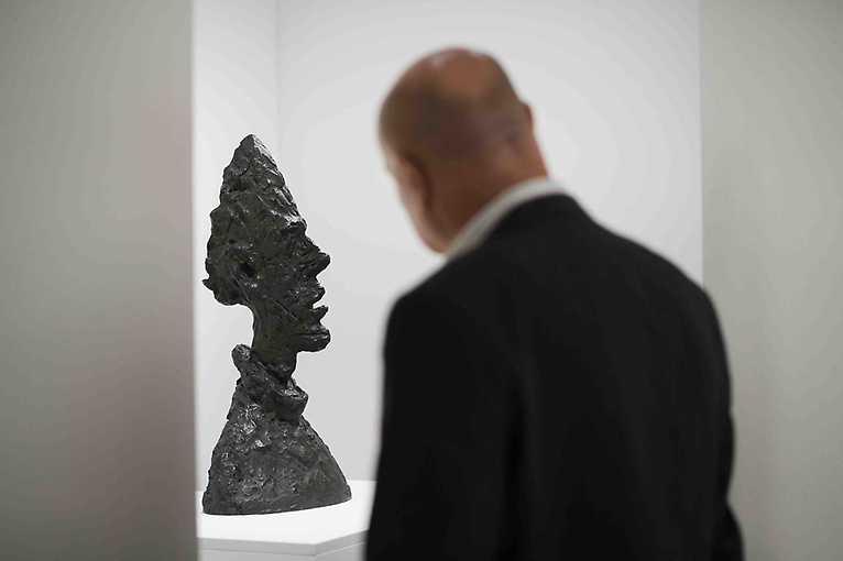 Komentovaná prohlídka pro seniory – Alberto Giacometti