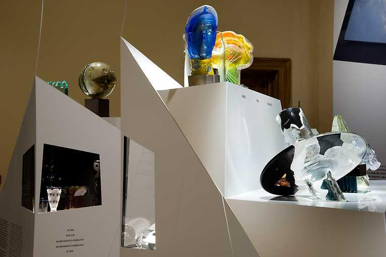 Pleiad of Glass 1946–2019