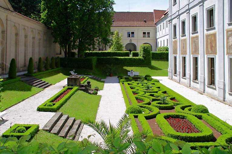 Pražské parky a zahrady