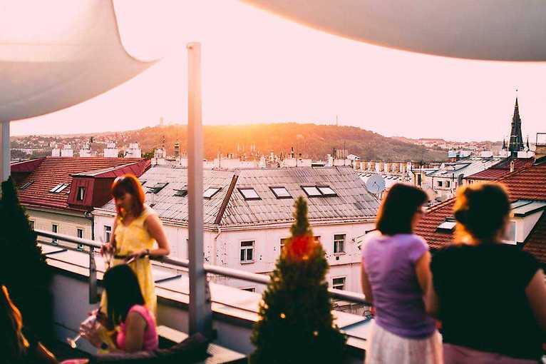 Prague Rooftop Festival: Beach Party