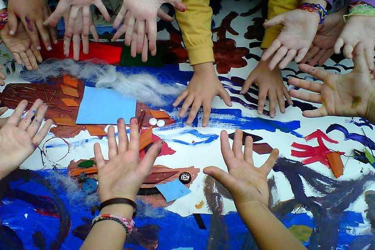 Sobotní výtvarná dílna pro děti