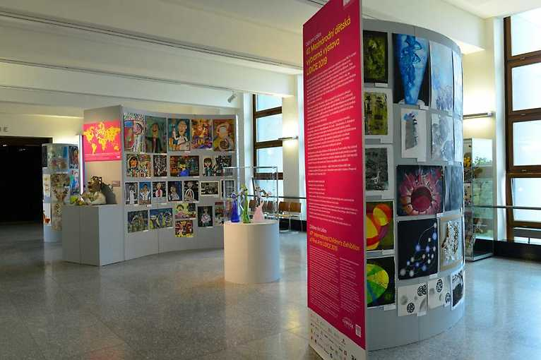 The 47th International Children's Exhibition of Fine Arts Lidice