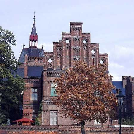 Pražská nemocniční čtvrť na Novém Městě